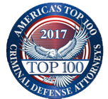 American Top 100 || Criminal Defense Attorneys™ || 2017